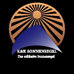 Logo aufrollbares Sonnensegel von kunk-sonnensegel-aufrollbar.de